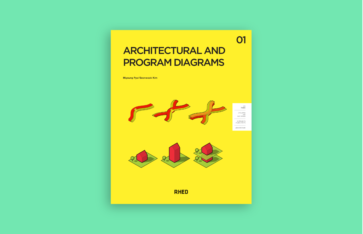 Architectural And Program Diagrams 01  U2013 Rhed Publishers